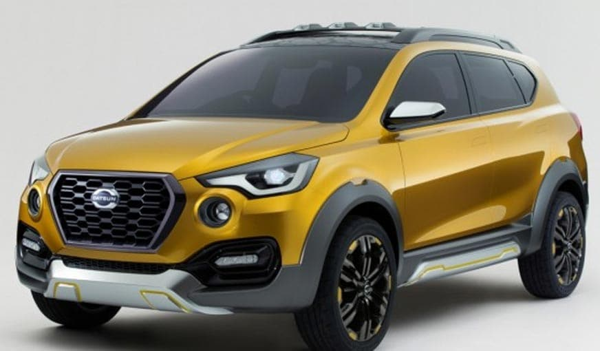 Superbe Auto Expo 2016: Datsun GO Cross Concept Unveiled