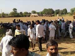 Toddler Rescued From Borewell in Rajasthan's Dausa