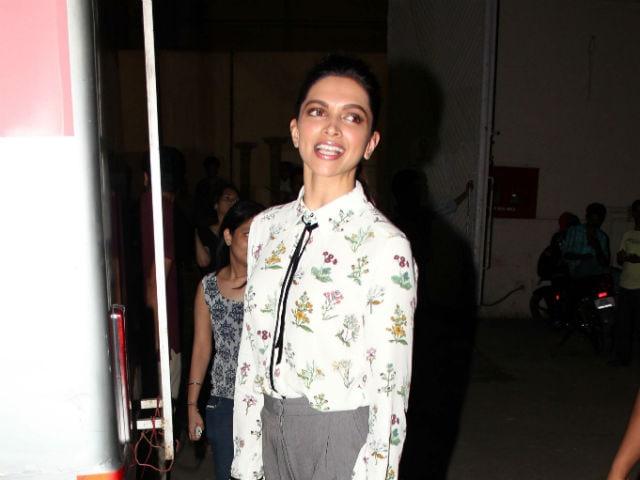 'Are You Ready' For Deepika Padukone's Matargashti in Tamasha?