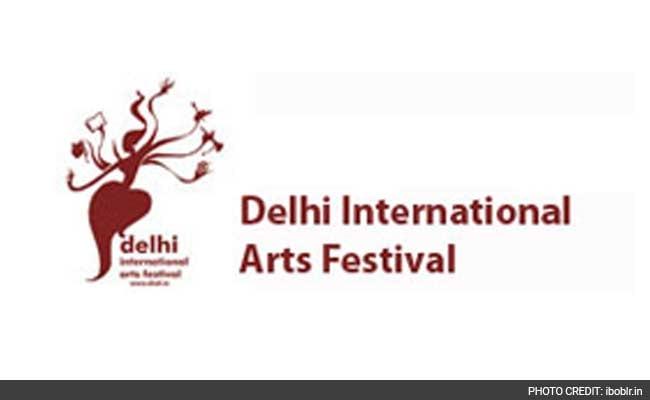 Delhi International Arts Festival to Begin on Friday