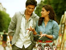 <I>Dilwale</i> Looks Really Nice, Says Shah Rukh Khan