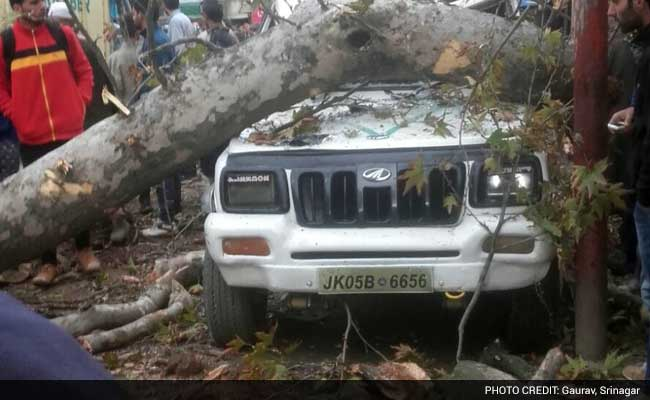 Earthquake Causes Massive Damage to Property in Jammu and Kashmir