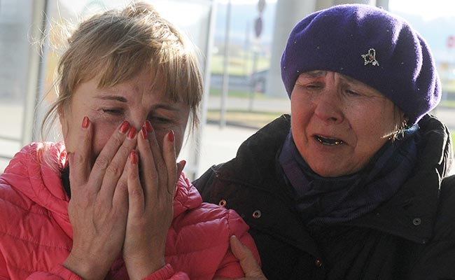 No Survivors Among 224 On Board in Russian Airliner Crash in Egypt