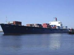 Blast Hits Israeli-Owned Vessel In Gulf Of Oman: Report