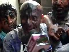 स्याही फेंकने वालों पर दर्ज मामला वापस लेंगे इंजीनियर राशिद