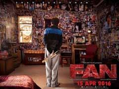 फिल्म 'फैन' का नया पोस्टर जारी, शाहरुख ने अपने 'सबसे बड़े' फैन से क्या कहा