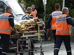 42 Dead in Bus and Truck Collision in Southern France