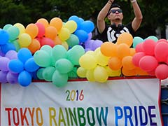 Taiwan Crowds March in Asia's Biggest Gay Pride Parade