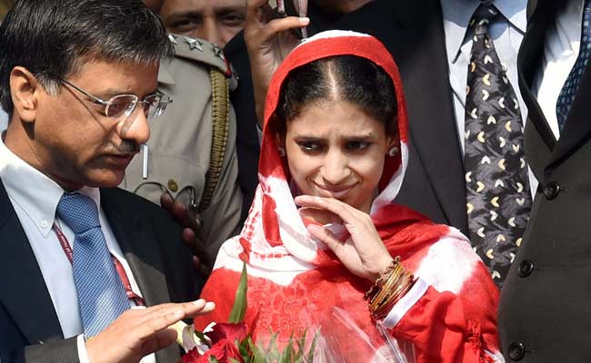 Now, a Couple From Uttar Pradesh Claims Geeta is Their Daughter
