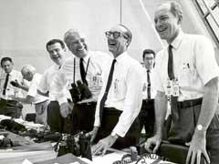 George Mueller, NASA Engineer Who Helped Enable Moon Landing, Dies at 97