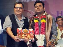 Honoured to Present A R Rahman With Award, Says Subhash Ghai