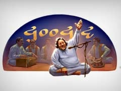 Google Acclaims Renowned Singer Nusrat Fateh Ali Khan on His 67th Birthday