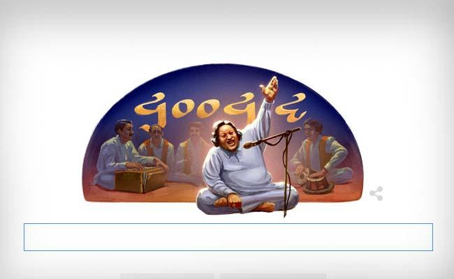 Google Acclaims Renowned Singer Nusrat Fateh Ali Khan on His 67th Birthday