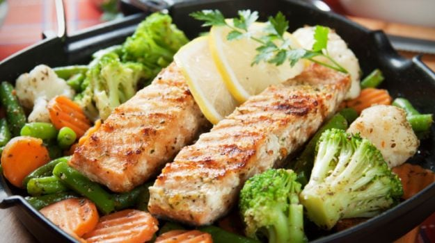 10 most cooked grilled fish recipes ndtv food for Grilled white fish recipes