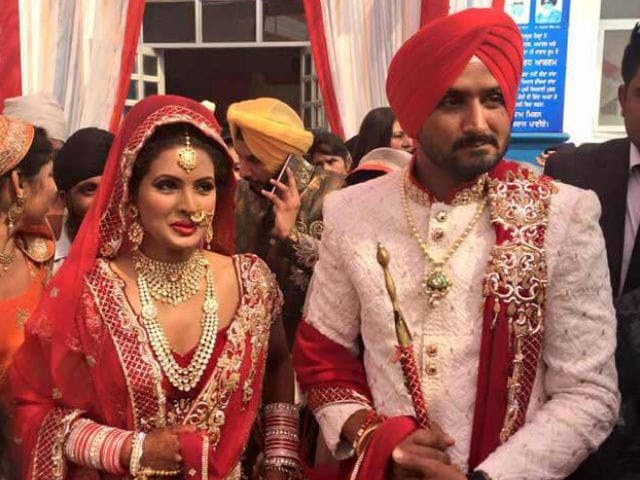At Harbhajan-Geeta Basra's Wedding, 4 Held for Manhandling Media Persons