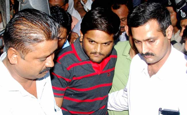 Hardik Patel Moves High Court, Seeks Scrapping of 2nd Sedition FIR