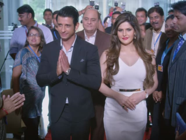 Why Sharman Joshi, Zarine Khan Were 'Comfortable' Shooting Intimate Scenes