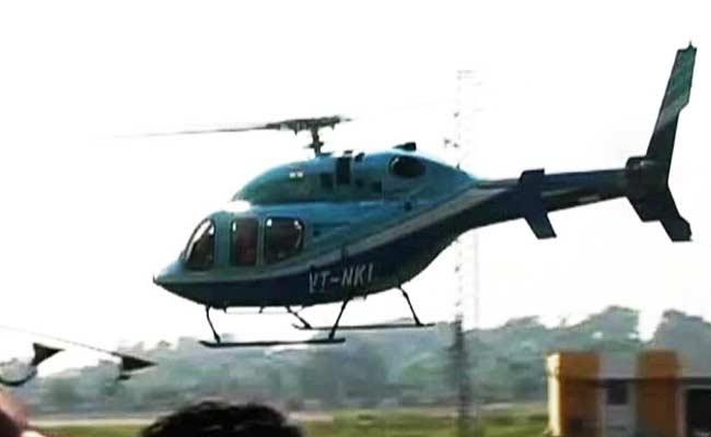 उत्तर प्रदेश : एक 'हेलीकॉप्टर' की वजह से सपा नेता की शादी बनी चर्चा की वजह...