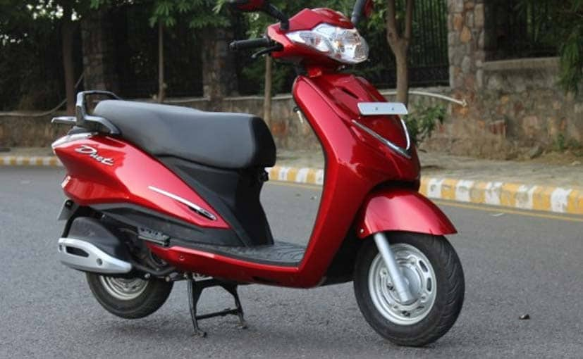 Hero Duet Launched; Priced at ₹ 48,400