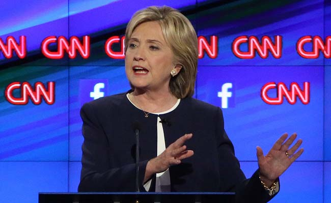 Hillary Clinton Says Nuclear Weapons Biggest Threat to US Security
