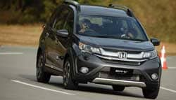 Honda BR-V Compact SUV First Drive