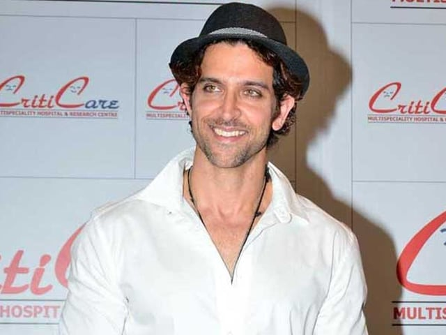 Hrithik Roshan Will Teach Children 'The World's Largest Lesson'