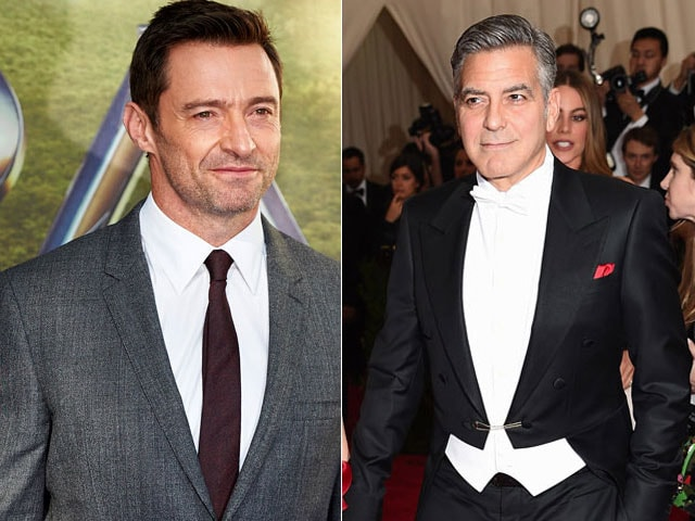 Sorry Amal. Hugh Jackman Would Have Dated Clooney if he Were a Woman