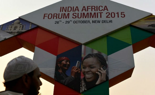A Cultural Event to Conclude 3rd India-Africa Summit