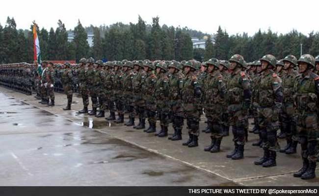 Indian, Chinese Armies Kick Off Anti-Terrorism Exercise