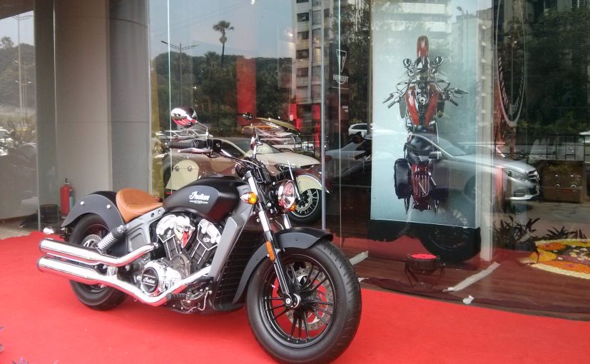 Indian Motorcycles Inaugurates Fifth Dealership In India