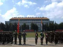 India, China Conclude Military Drills With Anti-Terror Exercises