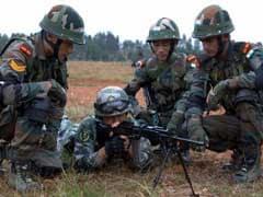 आतंकवाद के खिलाफ लड़ाई के अभ्यास में भारत के साथ पाकिस्तान की सेना भी