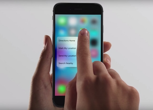 iphone 6s 3d touch youtube screenshot