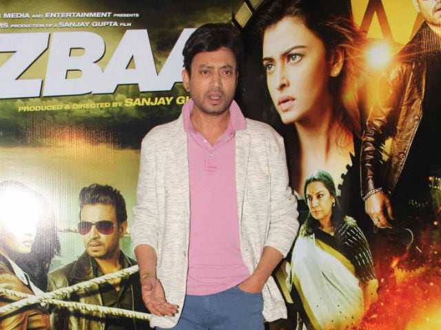 Jazbaa's Irrfan Khan Says Promotion is a Burden on Filmmaking