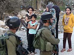 Palestinian Stabs Israeli Guard in West Bank, Is Shot Dead: Police