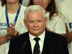 Polish's Former PM Jaroslaw Kaczynski Slams Top Court at Pro-Government Rally
