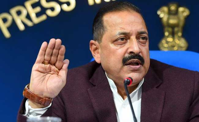 Minister Jitendra Singh Slams AAP, Says Absurd To Target PM Modi For Everything
