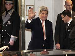 Top Diplomats Seek Common Ground on Syria in Vienna Talks