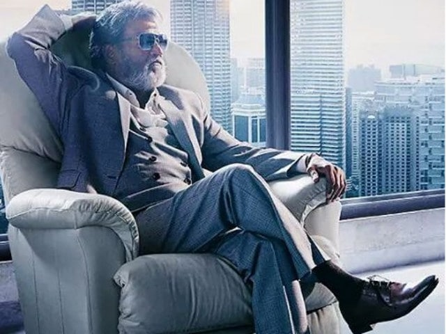 Rajinikanth's Kabali: Fire Sequence in Movie Shot With 200 Extras