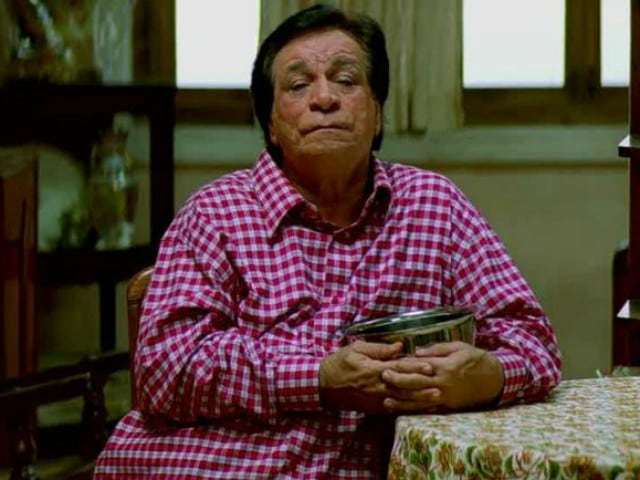 Kader Khan to be Taken to Patanjali Yogpeeth For Treatment