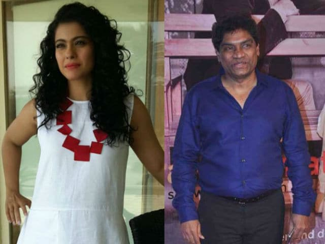 Kajol: Johnny Lever is Hysterically Funny in Dilwale