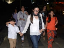 Karisma Kapoor: Haven't Planned a Comeback, Children Are First Priority