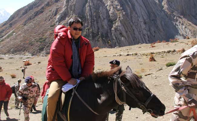 अरूणाचल प्रदेश भारत का अभिन्न अंग : रिजीजू