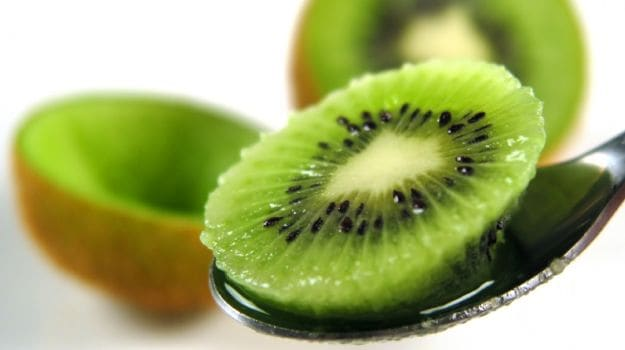 Kiwi Fruit With Picture