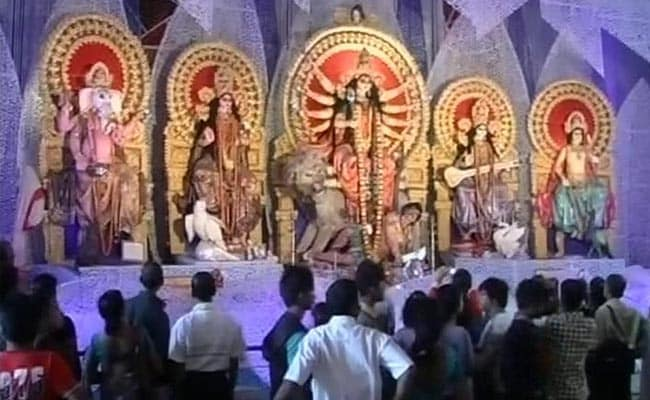Kolkata Durga Pujas Now All About Lakshmi, Organisers Say