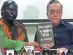 'Fascist, Desi Taliban': Paint Attack on Sudheendra Kulkarni Slammed