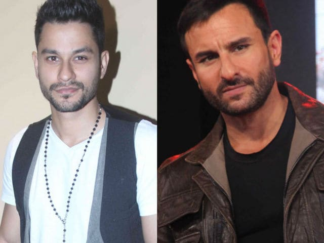 Kunal Khemu: I Don't Discuss My Career With Saif Ali Khan