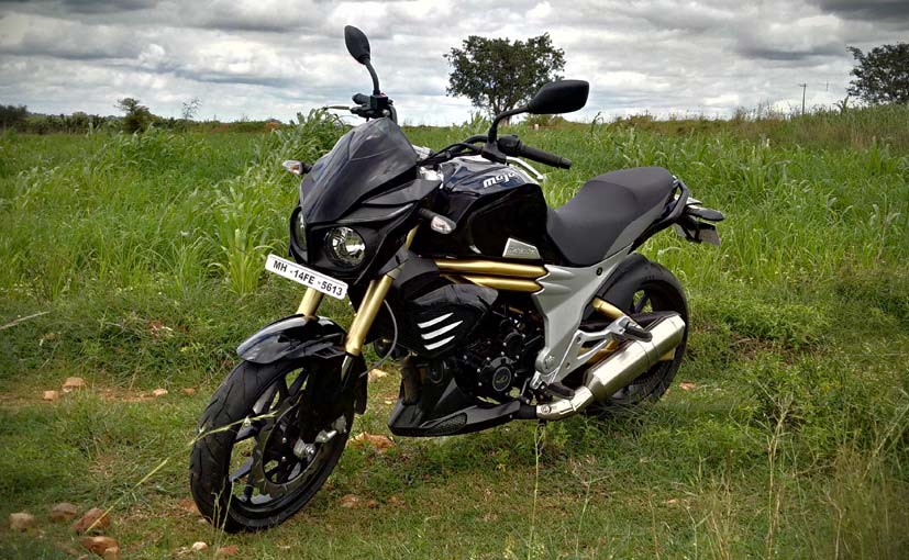 2015 Mahindra Mojo Review