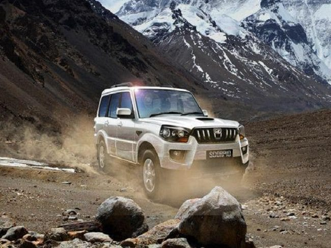 Mahindra Scorpio and XUV500 Petrol Planned Post Diesel Car Ban