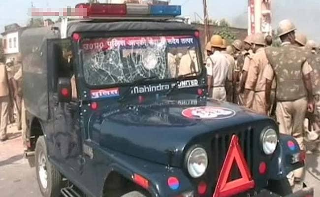 मैनपुरी : सपा नेता की हत्या के बाद हिंसा, बीएसपी नेता गंगा राम और उसका बेटा गिरफ़्तार